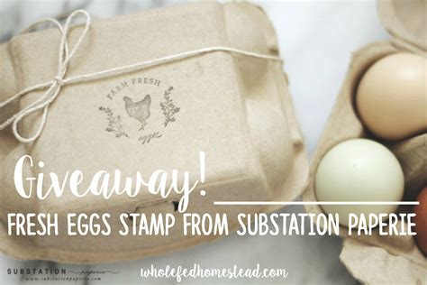 label design for eggs giveaway quot fresh eggs quot egg carton label st from