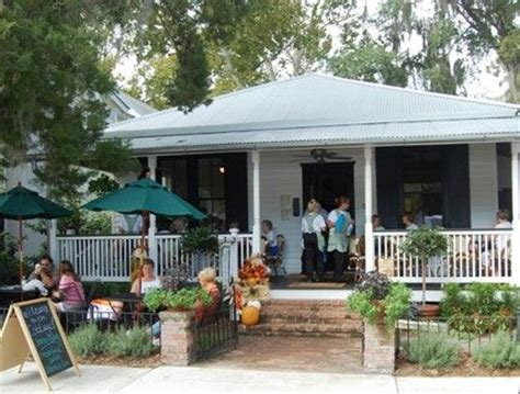 friendly cottage cafe in bluffton sc friendly