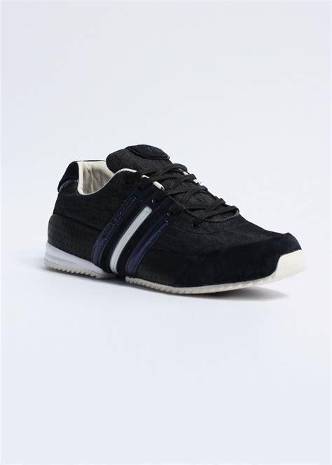Adidas Y3 Yohji Yamamoto Premium 1 adidas y3 sprint denim trainers black