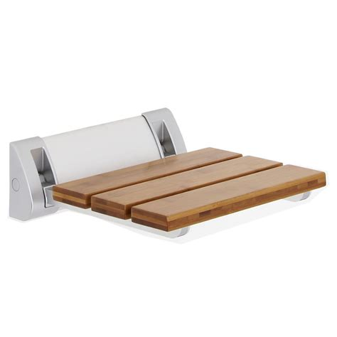 wall mounted folding bench seat new modern bathroom folding shower seat wall mount bath