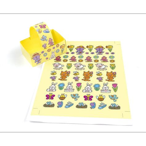 Craft Paper Stickers - summer paper stickers 300 stickers