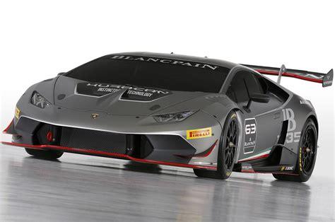 Trofeo Lamborghini Lamborghini Huracan Trofeo Is Primed For Gt3 Racing