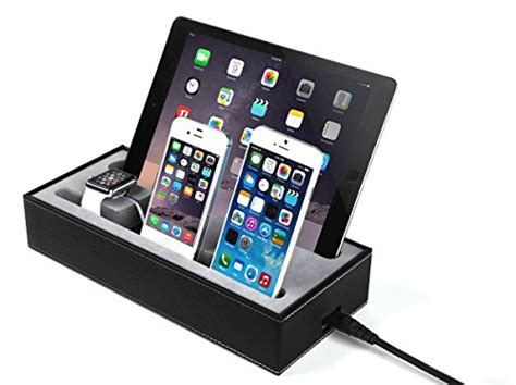 ipad multi charging station charging cables black with ipad multi 4 in 1 apple watch stand iphone ipad charging station