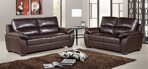 Gloucester Leather Sofas Refil Sofa