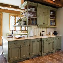 distressed kitchen furniture best 25 distressed kitchen cabinets ideas on