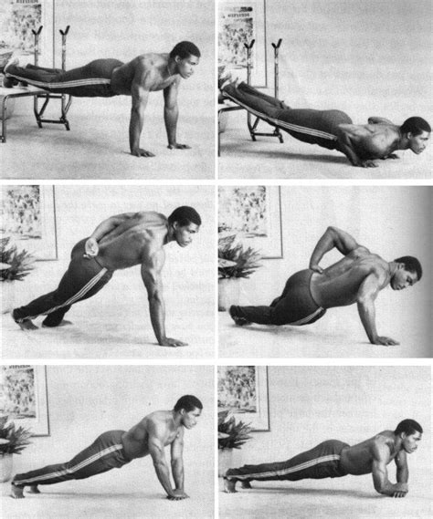herschel walker s workout routine beastmode bodyweight