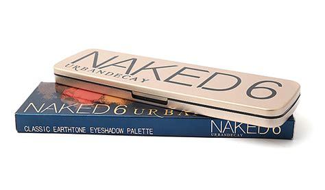 Eyeliner Gel Naked6 Eyeliner Gel decany 6 eyeshadow palette emagik make up