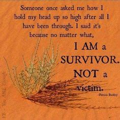 i survived to tell you a victim s journey to becoming a survivor books think this applies to me now i survived being i am