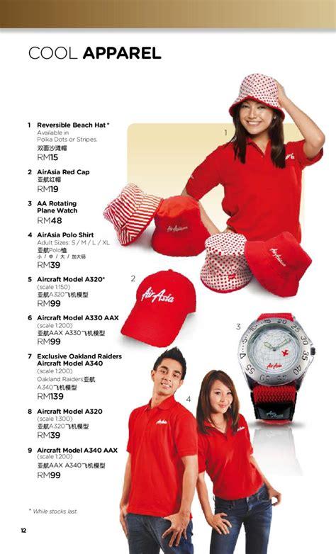 airasia merchandise airasia x merchandise by airasia berhad issuu