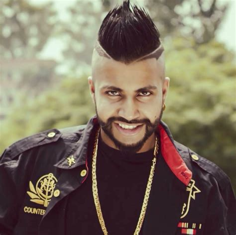 sukhe hair style in sucide song full pics sukhe muzical doctorz tall pomp with high fade hairstyle