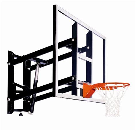 ceiling mounted basketball hoops goalsetter gs72 wall mounted adjustable hoop tophoops