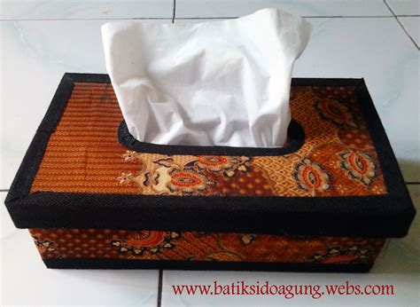 Pisau Buah Motif Sarung batik sidoagung handycraft batik