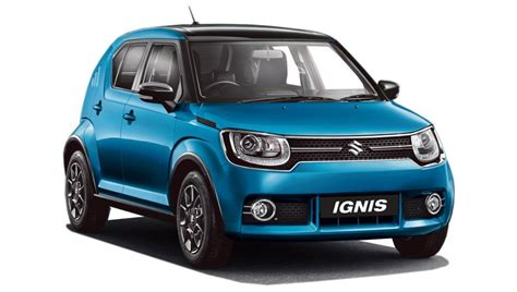 maruti suzuki all cars with price maruti ignis price in india photos review carwale