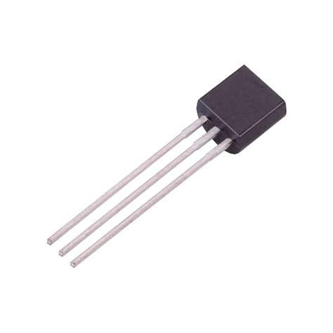 transistor bipolar bc547c diotec bipolar npn transistor 45v rapid