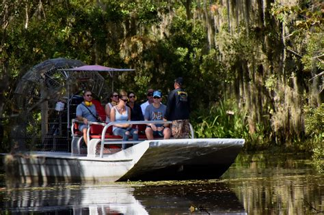 airboat louisiana why should you tour the louisiana bayou airboat adventures