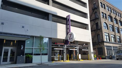East Park Garage Northton by The Z Park Parking In Detroit Parkme