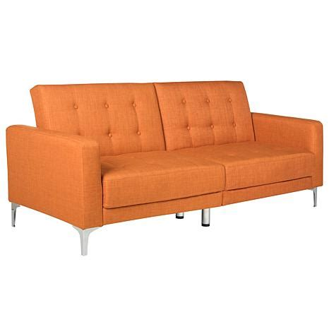 safavieh sofa safavieh soho tufted foldable sofa bed 8504556 hsn