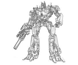 optimus prime coloring page transformers fall of cybertron optimus prime toys surfing