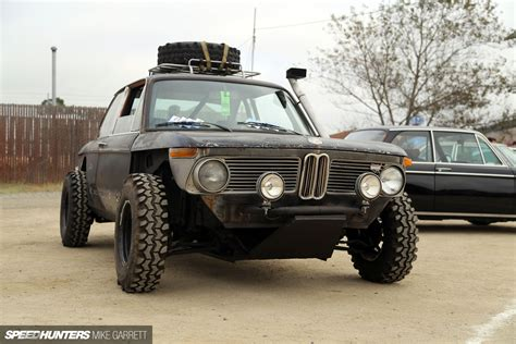 baja car vegas to monterey in a bmw 2002 off roader speedhunters