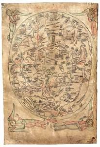 Ancient World Maps by Ancient World Maps World Map 12th Century