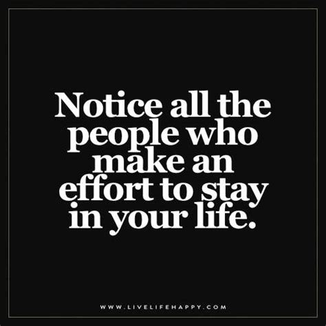 to make the people notice all the people who make live life happy
