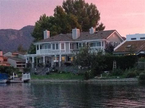 lake houses in california westlake village ca lakefront homes cruizin the lake in style