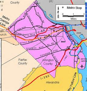 maps arlington arlington county virginia homes for sale and real estate