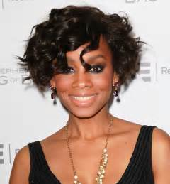 bob haircuts black hair and wavy curly bob hairstyle for black women hairstyles weekly