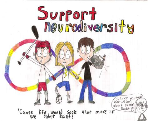 the autism club the neurodiverse workforce in the new normal of employment books support neurodiversity by aspieauty on deviantart