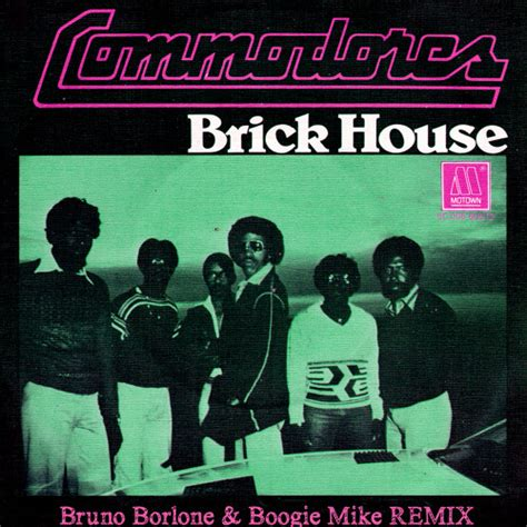 The Commodores Brick House Bruno Borlone Boogie Mike Remix Chords Chordify
