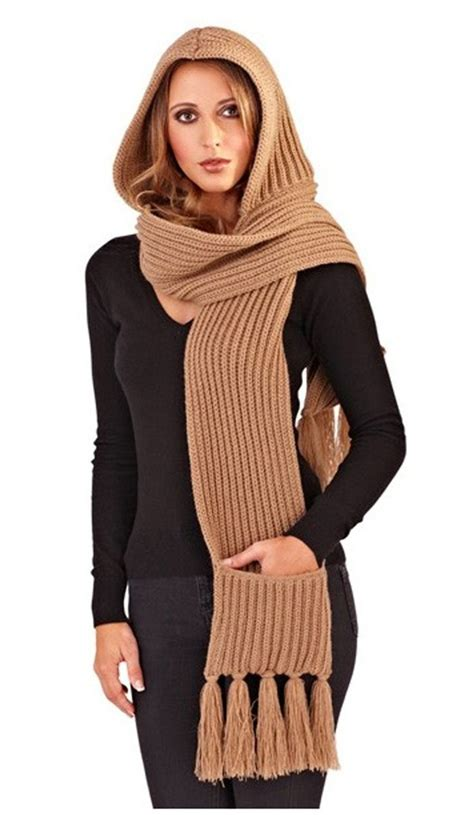 knitting pattern scarf with hood and pockets 86 best pockets images on pinterest crochet patterns