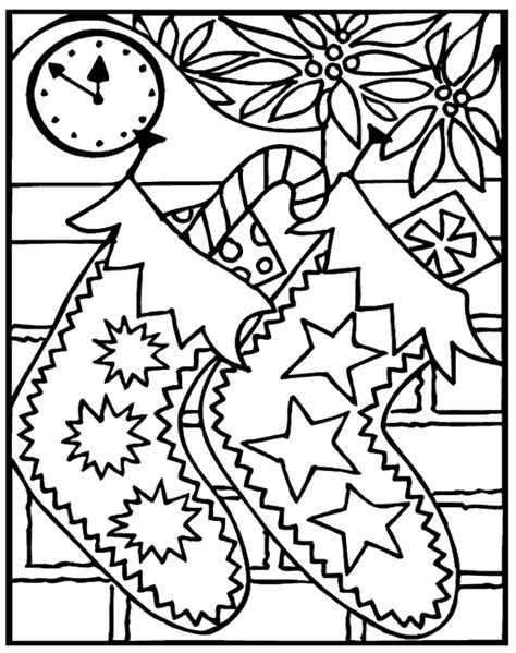 coloring pages hard christmas free coloring pages of christmas hard