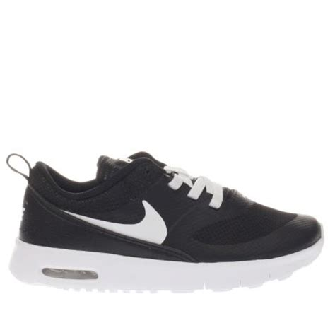 Nike Air Max Small 15117w Htpt black white nike air max thea toddler trainers schuh