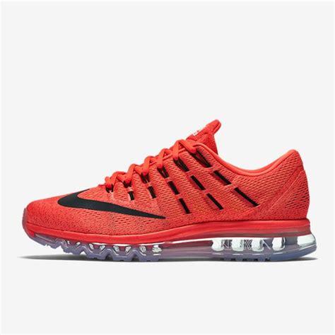 Sepatu Original Nike Air Max Sequent Total Crimson Black jual sepatu lari nike air max 2016 bright crimson original