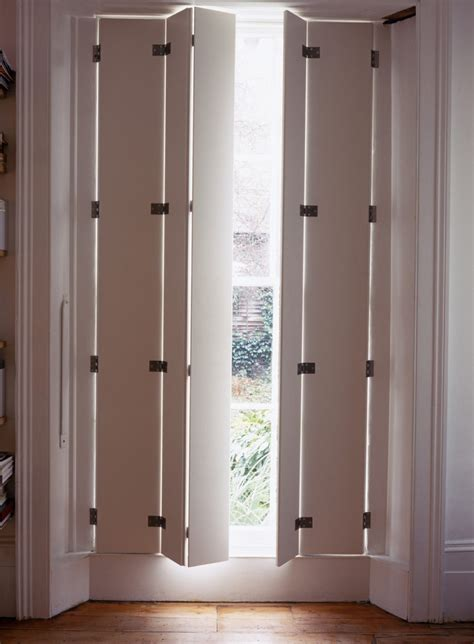 Modern Interior Shutters For Each And Every Room Door Shutters Interior