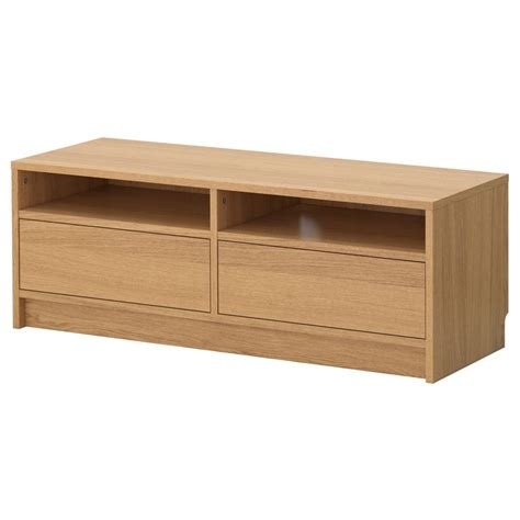 billy tv bench ikea benno tv bench oak veneer