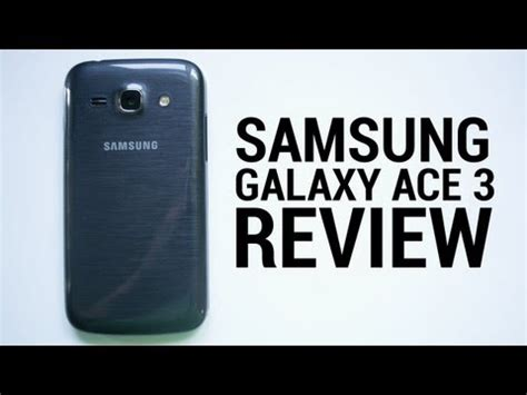 Harga Galaxy Ace 3 Gt S7275r samsung galaxy ace 3 unboxing doovi