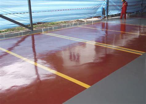 Cat Acrylic Epoxy cat lantai epoxy epoxy industrial flooring