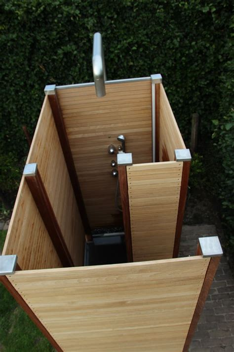 Outdoor Shower Drainage by 21 Things To Abot Outdoor Shower Drainage Before Installing Interior Exterior Doors