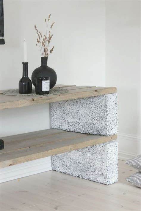Cheap Bedroom Benches 20 Cheap And Creative Cinder Block Furniture House
