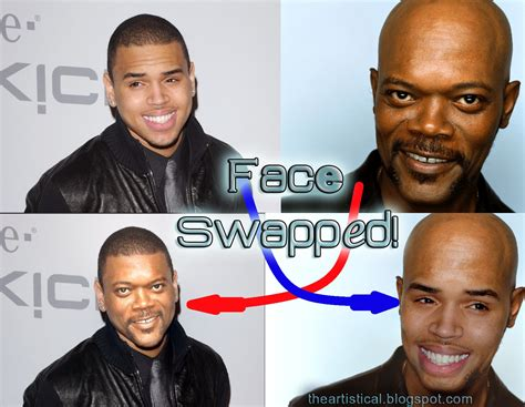 tutorial face swap photoshop cs3 theartistical tutorial advanced face swap auto blend