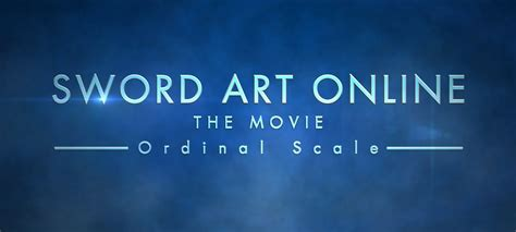 Ordinal Keep Calm And sword the ordinal scale trailer