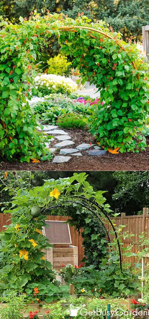 diy garden 21 easy diy garden trellis ideas vertical growing
