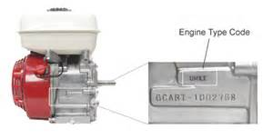 Honda Dealer Services Phone Number Honda Engines Engine Type Identification