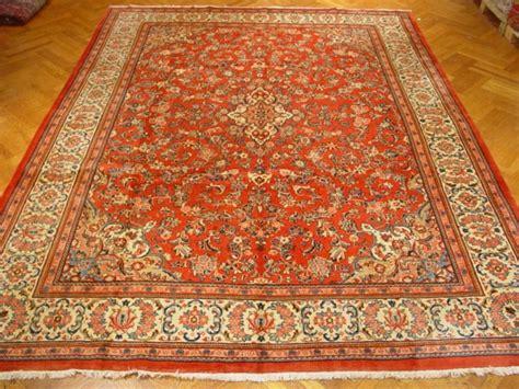 11x14 Antique Genuine Persian Mahal Wool Rug Ebay Genuine Rugs