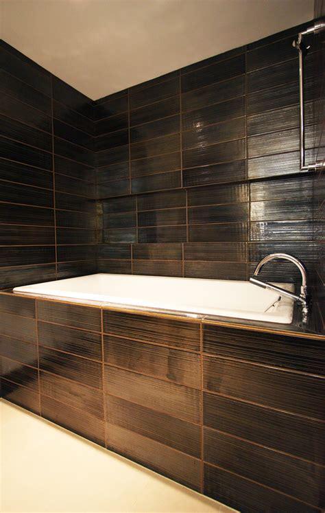black in bathroom bathroom remodeling 5 bathroom tile ideas from portland home remodels