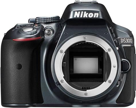 Kamera Nikon D5300 Di Indonesia nikon d5300 spiegelreflex kamera 24 2 megapixel 8 1 cm 3 2 zoll display kaufen
