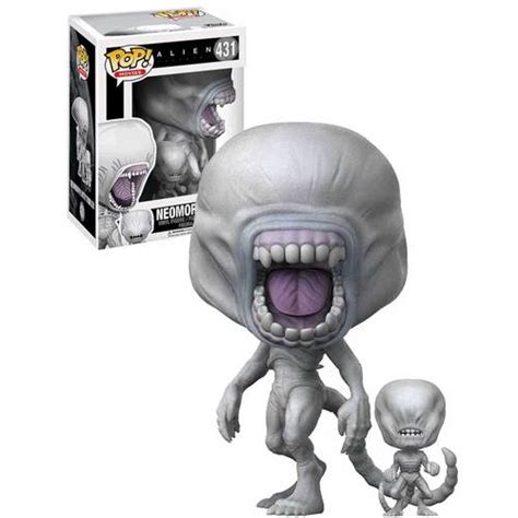 funko pop covenant 431 neomorph with toddler new