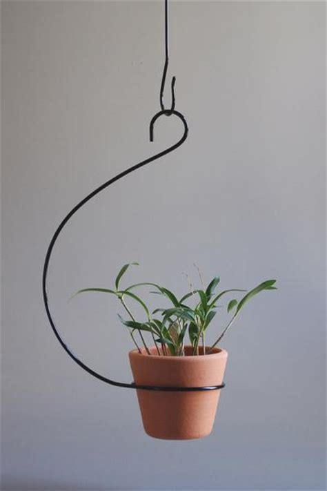 Ceiling Plant Hooks by Mr Kitly Curved Ceiling Plant Hanger Mr Kitly