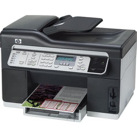 Printer Hp Officejet All In One Hp Officejet Pro L7590 All In One Printer Cb821a B H Photo